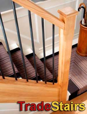 Elements Plain Stair Balusters. Plain Elements Metal Baluster