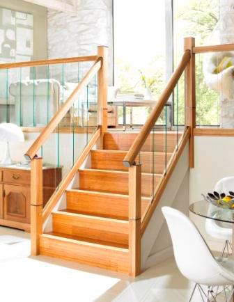 Immix Oak Handrail Parts