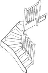 Ornamental Wrought Iron  ponents For Fence Gate Stair New Style wrought iron  ponents iron ornamental products together with Double winder staircases also 453818 additionally Indoor Wrought Iron Stair Railings 485470661 in addition Oak Spacesaver Staircase. on stair designs html