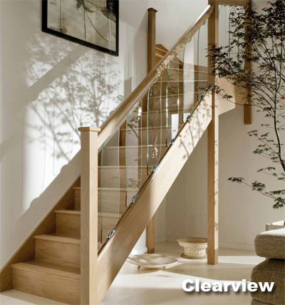 Clearview Glass Panels