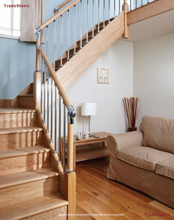 Axxy Evolution Staircase Ideas Image Gallerie