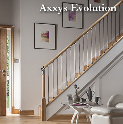 Axxys Stairparts Axxys Stair Balustading Parts