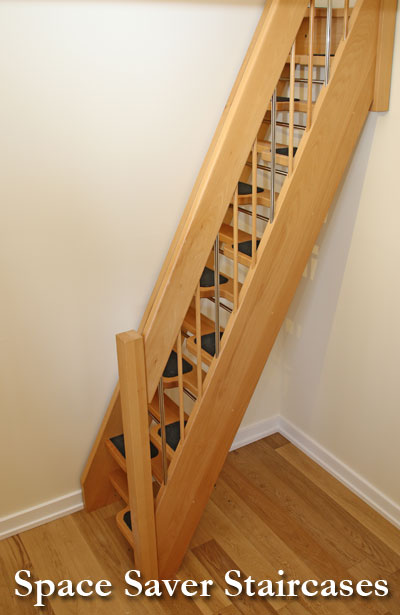 Wooden Staircases and Stair Parts Online Store