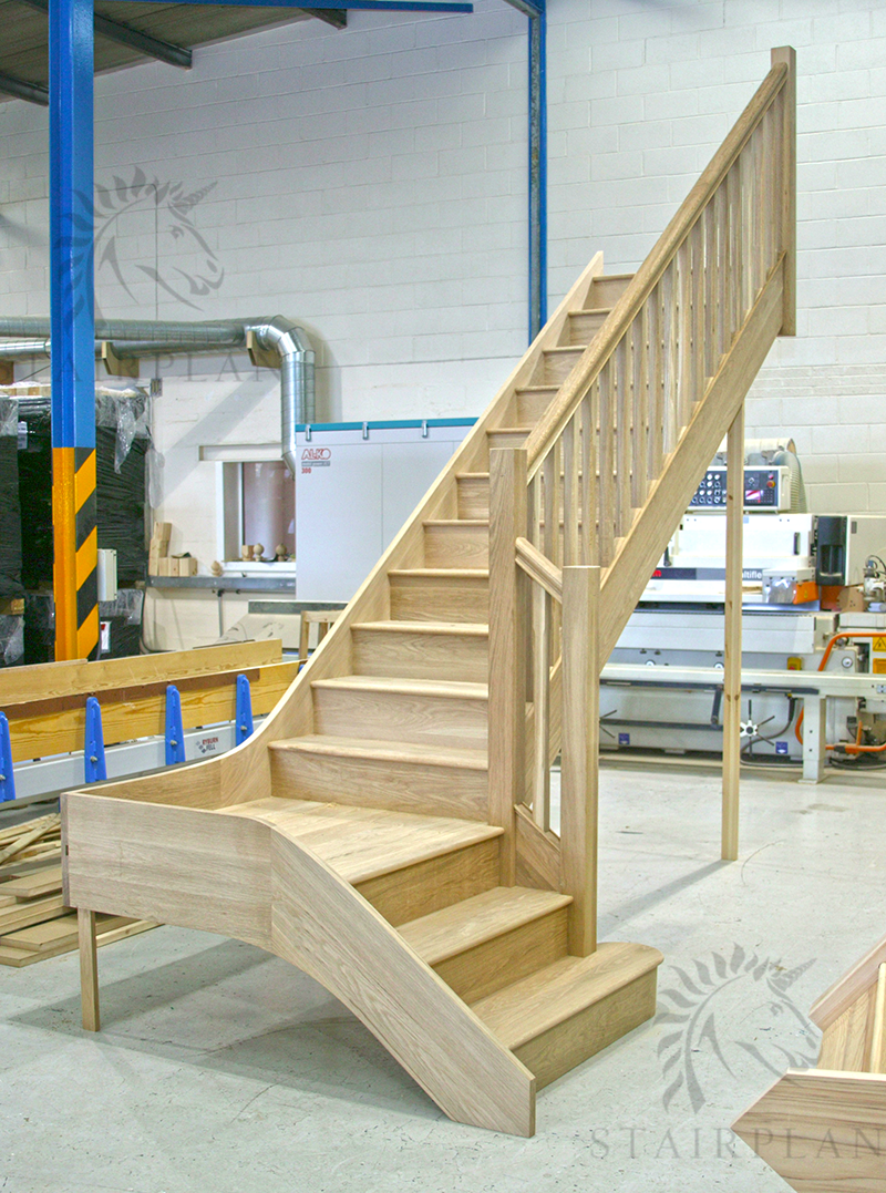 Craftsmans Oak Staircases