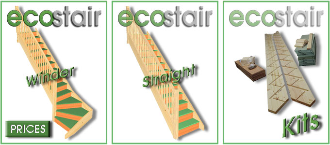 New Ecostair  - Staircases