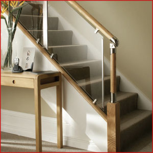 Fusion Staircase Parts Banister Balustrade Balustrading