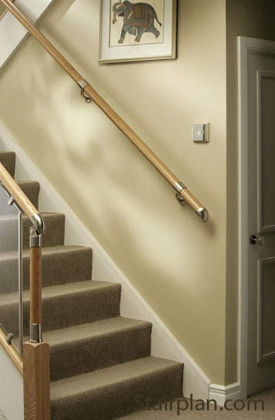 Fusion Wall Handrail Kits Fusion Stair Banister Rails