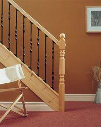 Metal Stair Baers