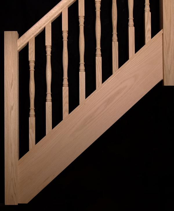 Oak Stair Parts Sale   Edwardian Spindles
