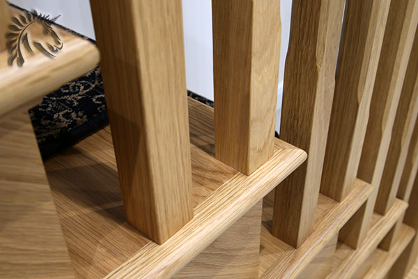 Select Oak Stair Balusters