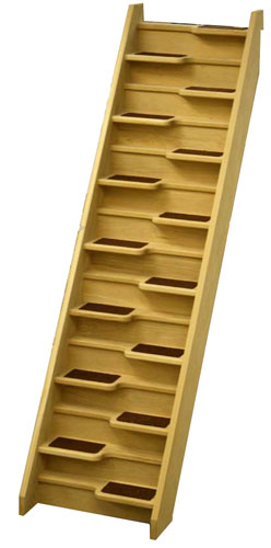 Oak 40 Space Saving Staircases Loft Stairs