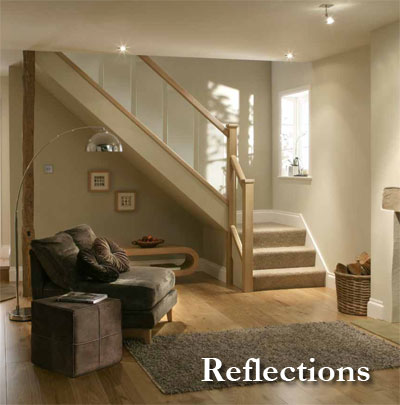Reflections Glass Balustrade Handrail Parts