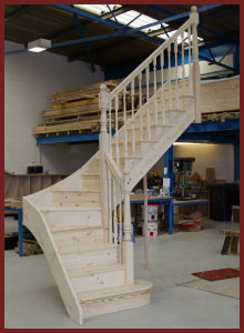 Single Winder Staircases