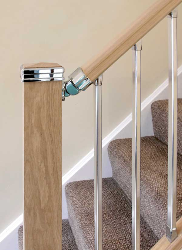 Solution Stair Parts | Solution Handrail System