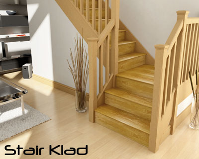 Oak Tread Stairs