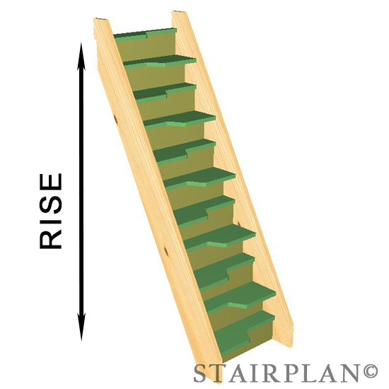 Budget Space Saver Staircase 11 Risers