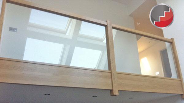 Vision Glass Stair Balustrading