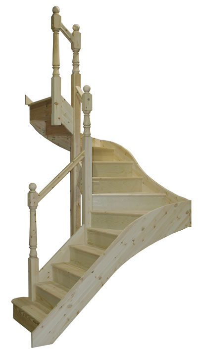 Double winder staircases at Trade prices from the UK,s Leading
